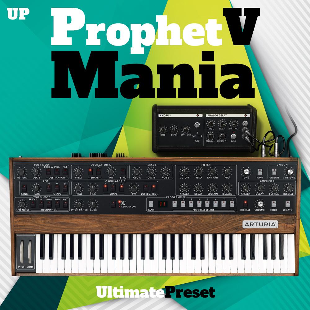 prophet v mania free arturia prophet soundbank ultimate preset. Black Bedroom Furniture Sets. Home Design Ideas